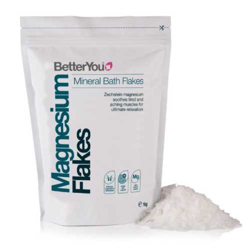 BetterYou Magnesium Flakes - 1kg new