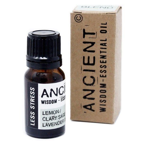Less Stress Essential Oil Blends – 10ml
