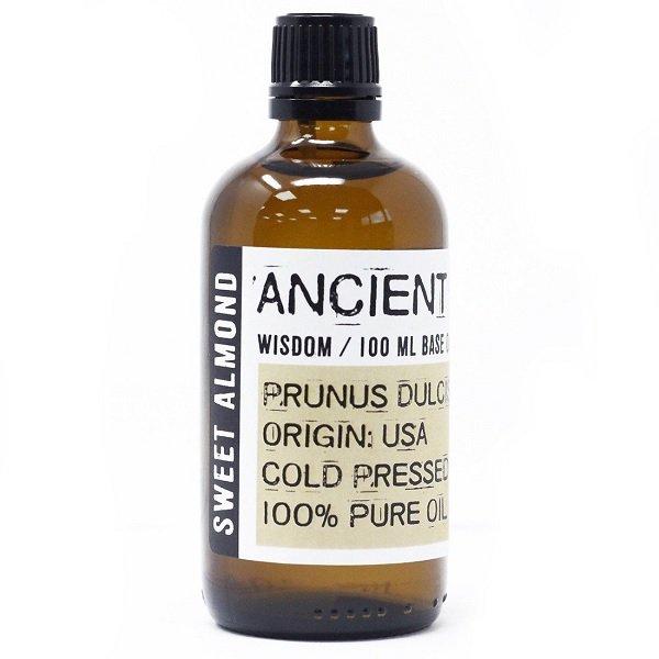 Sweet Almond Oil – 100ml