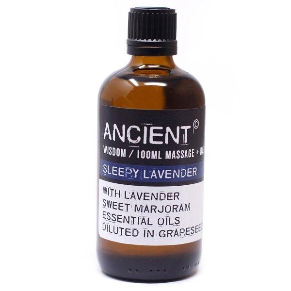 Sleepy Lavender Oil 100ml