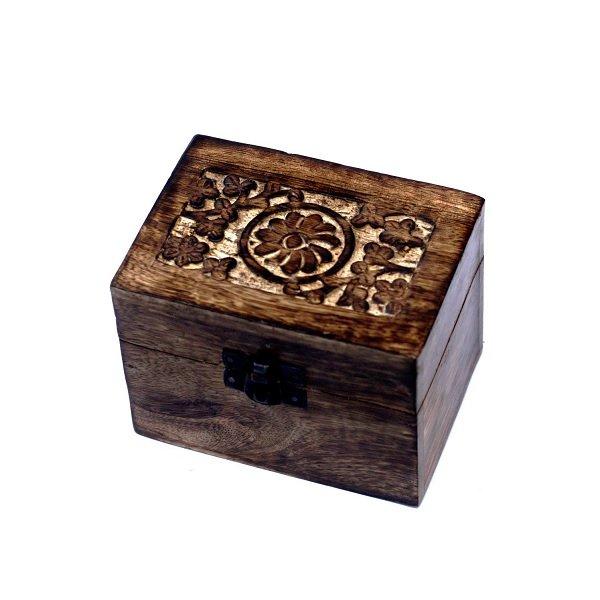 Aromatherapy Box - Brown