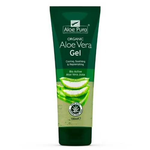 Aloe Pura Aloe Vera Gel 100ml new