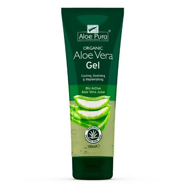 Aloe Pura Aloe Vera Gel 100ml new