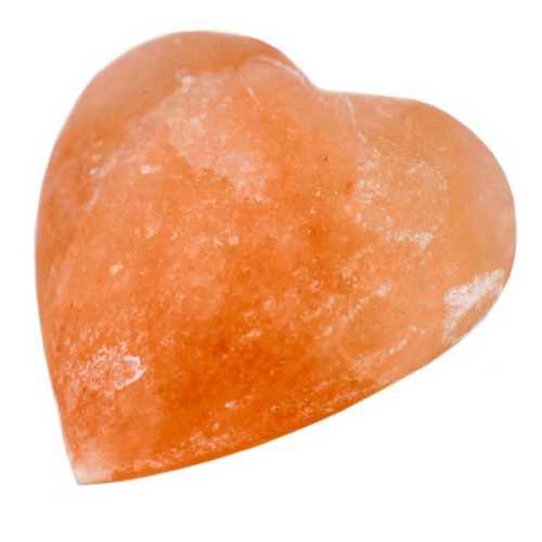 Himalayan Salt Natural Deodorant Stone - Heart
