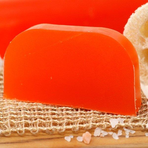 Argan Oil Shampoo Bar Sage & Juniper for Dark Hair 2