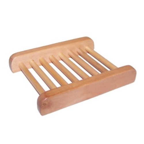 Hemu Wood Soap Dish Ladder