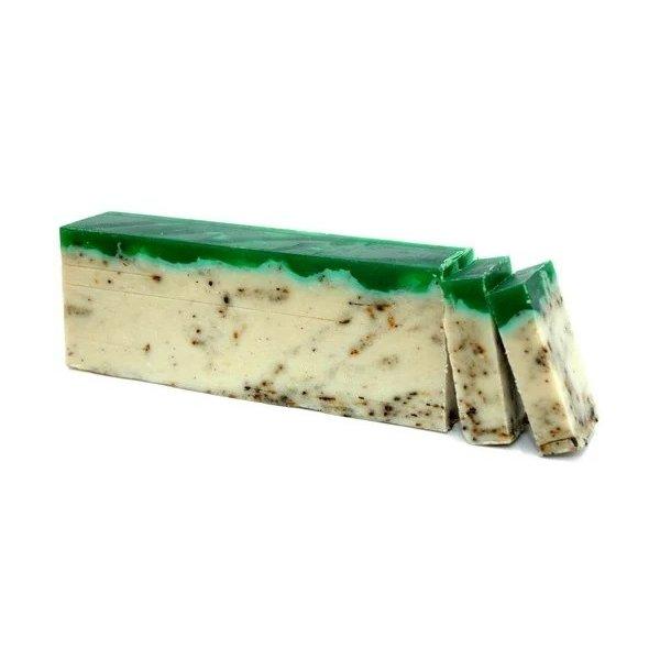 Olive Oil Soap Green Tea loaf