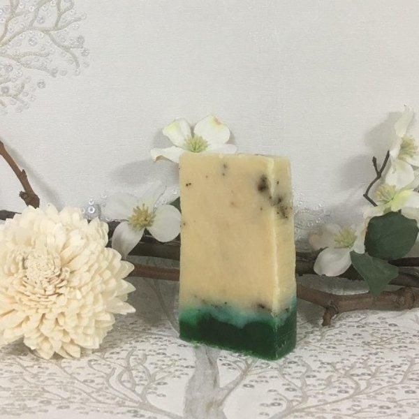 Olive Oil Soap Green Tea