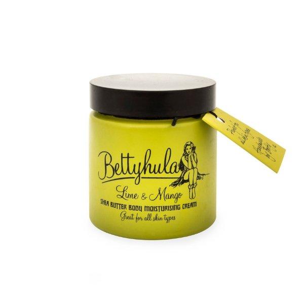 Betty Hula Shea Butter Body Moisturiser Lime & Mango