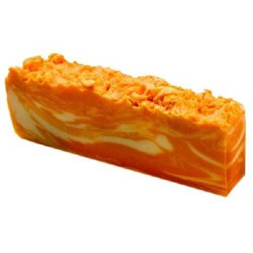 Olive Oil Soap Orange - Calming & Uplifting loaf