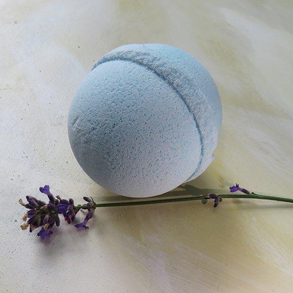 Aromatherapy Bath Bomb - Lavendar & Marjoram 1