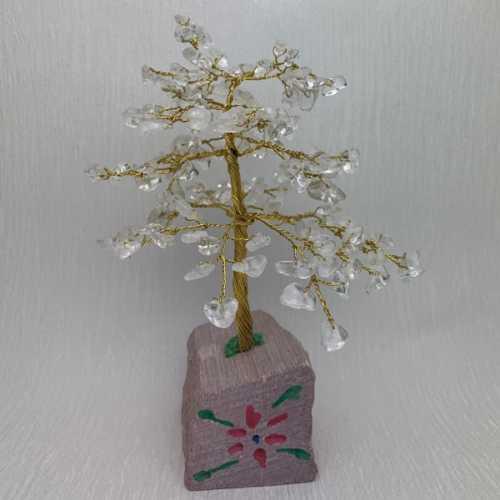 Natural Gemstone Tree Rock Crystal 160 Stone