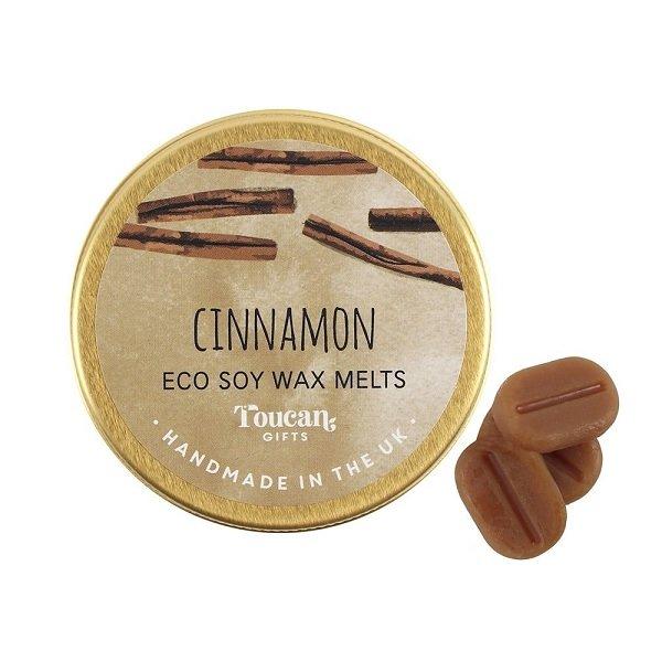 Eco Soy Wax Melts - Cinnamon