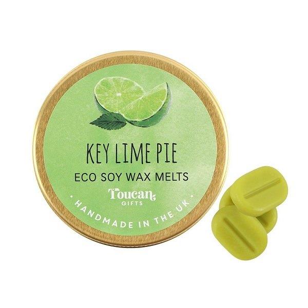 Eco Soy Wax Melts - Key Lime Pie