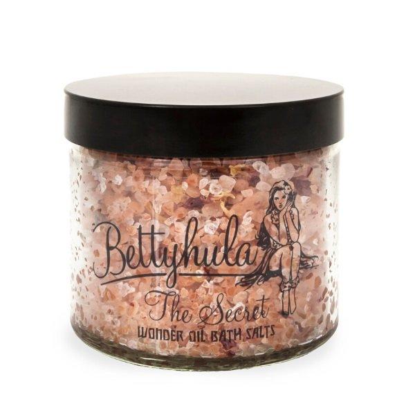 Betty Hula Secret Wonder Oil Bath Salts 250g