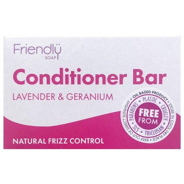 Conditioner Bar 95g - Lavender and Geranium