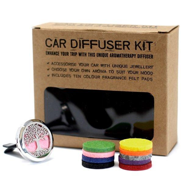 Car Diffuser Kit - Tree of Life