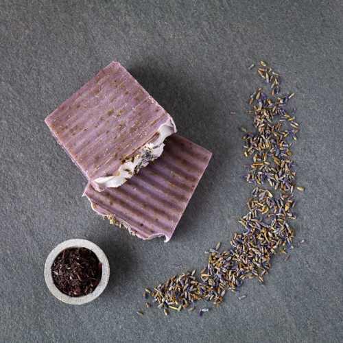 Lavender Skin Food Soap