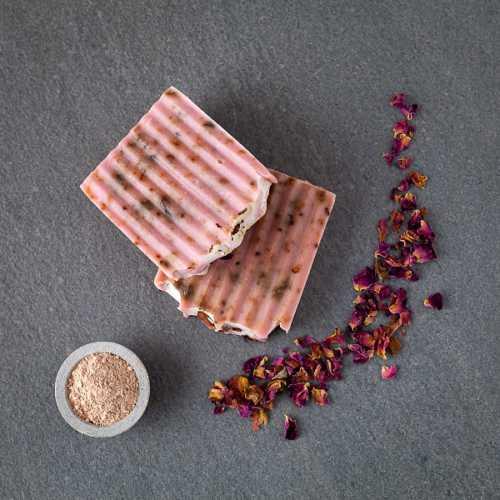 Rose Skin Food Soap