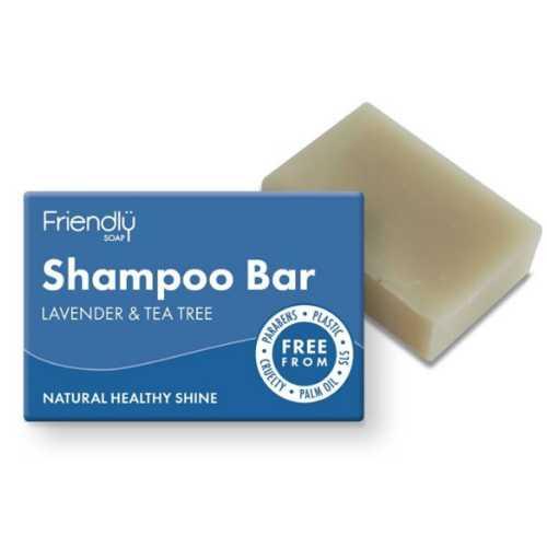 Shampoo Bar 95g - Lavender and Tea Tree