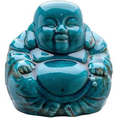 Sitting Chinese Buddha 19cm