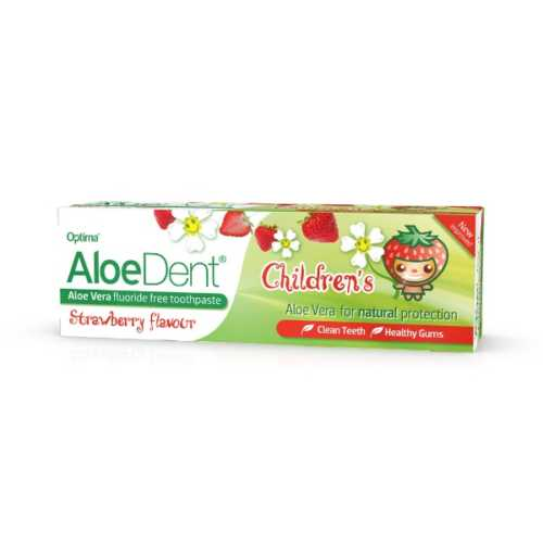 Aloedent Childrens Toothpaste 50ml