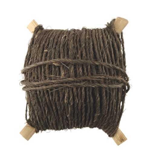 East of India Black string Coconut fibre