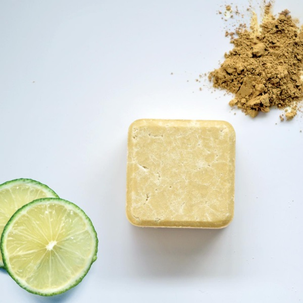 2in1 Shampoo + Conditioner Bar - Dry + Curly Hair