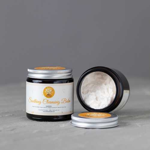 Natural Soothing Cleansing Balm - Chamomile