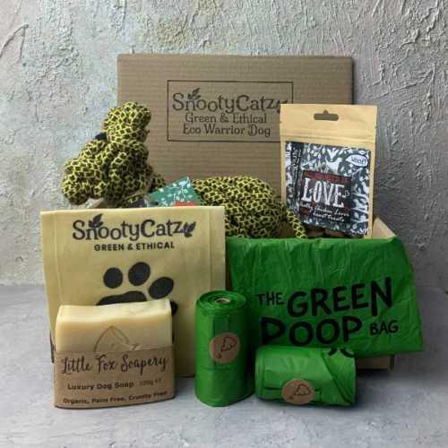 Eco Warrior Dog Gift Set - Lama
