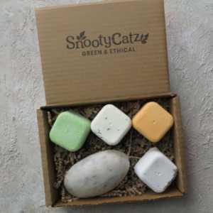 Zero Waste Shower Gift Set eco