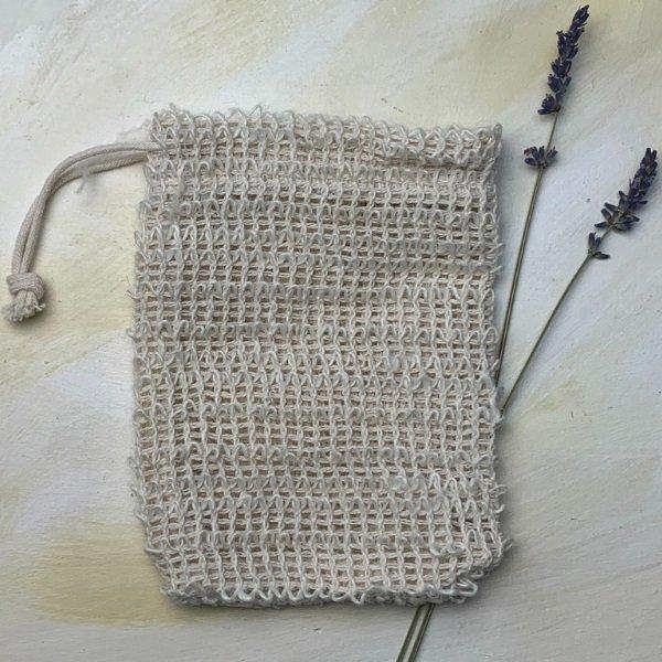 Eco-Friendly Sisal Soap Bag