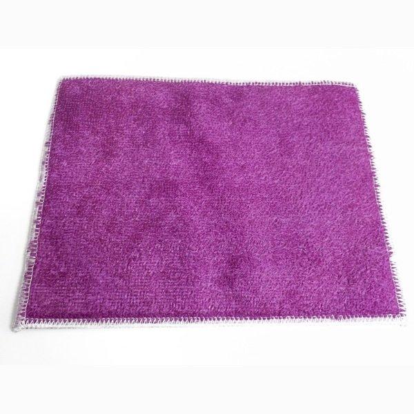 Organic Bamboo Dishcloth - Purple