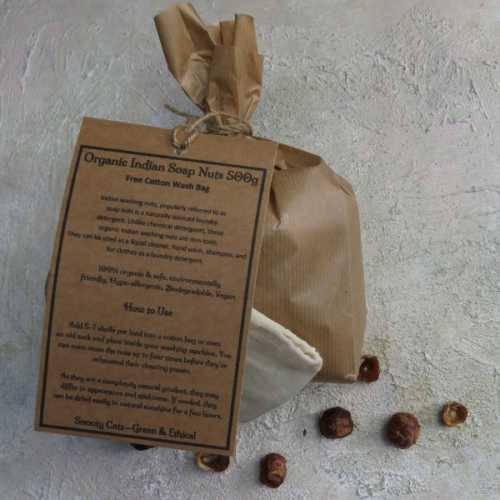 Organic Indian Soap Nuts 500g