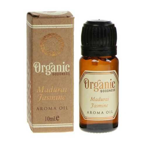 Aroma Oil Organic Goodness - Madurai Jasmine