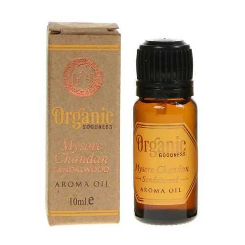 Aroma Oil Organic Goodness - Mysore Chandan Sandalwood