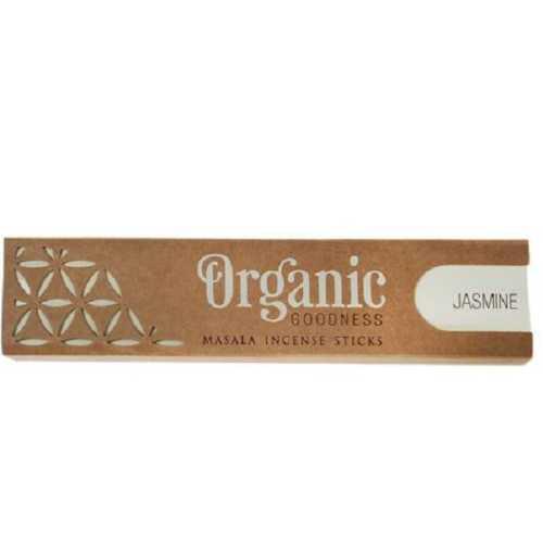 Organic Goodness Incense Sticks - Jasmine