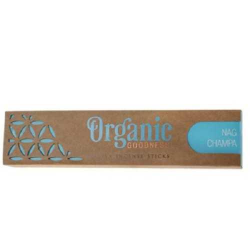 Organic Goodness Incense Sticks - Nag Champa