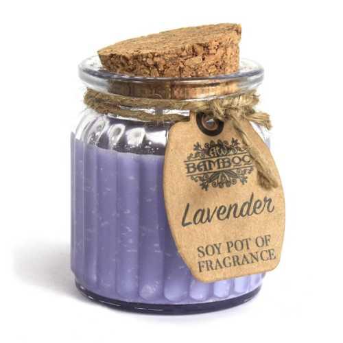Soy Fragrance Candle - Lavender
