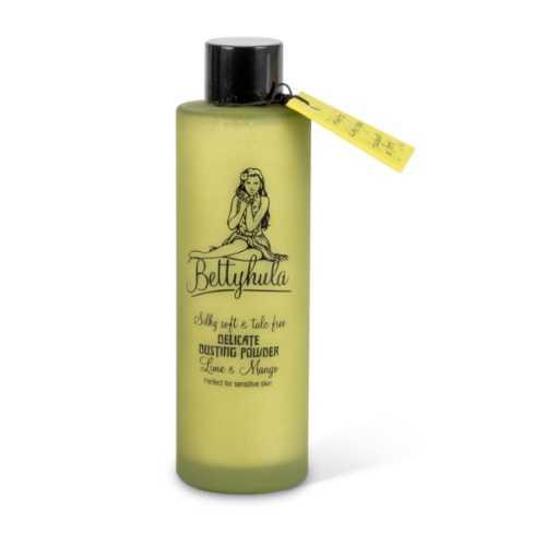 Betty Hula Dusting Powder Glass Bottle - Lime & Mango