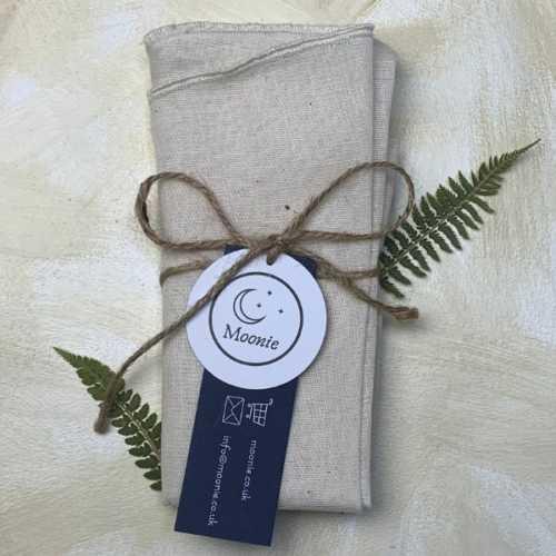 Baby Muslin Swaddling Cloth - 60cm