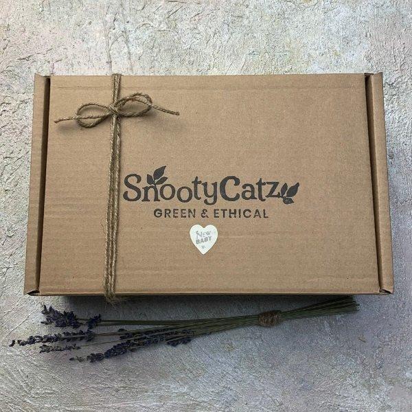 Eco-friendly Mama and Baby Gift Set box