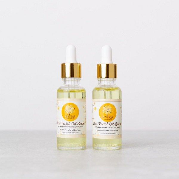 Sintra Naturals Acai Facial Oil Serum