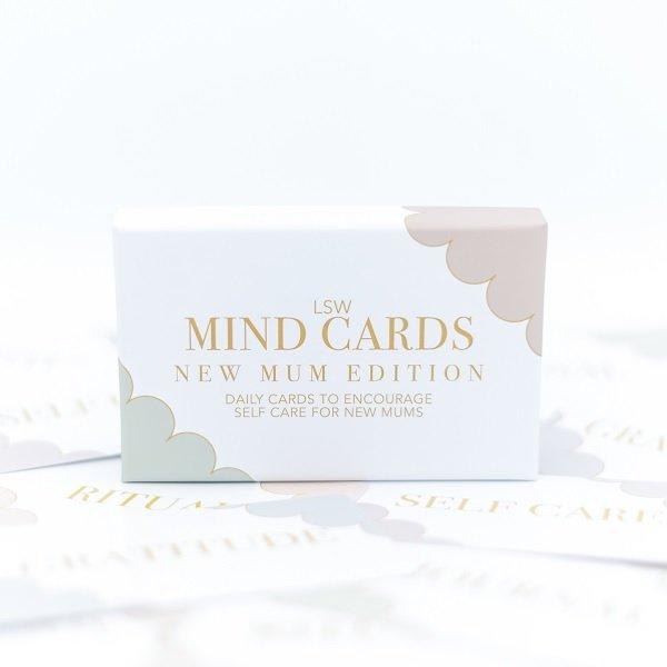 LSW Mind Card - New Mum Edition