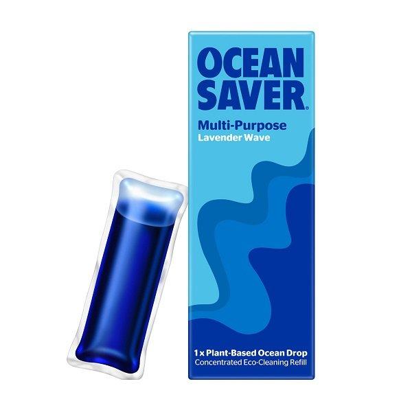 OceanSaver Cleaner Refill Drops - Multipurpose Lavender