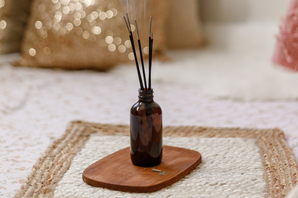 Therapeutic Benefits of Incense